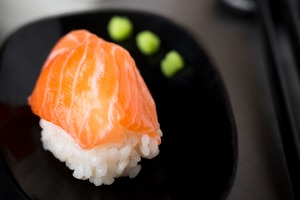 Recette Sushi de Truite