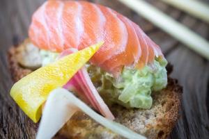 Recette Sushi des champs