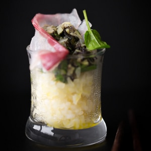 Recette Sushisotto