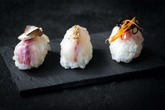 Atelier Sushis - Sushis de Daurade