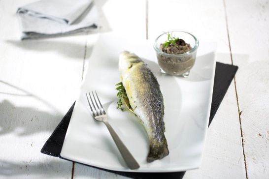 Recette poisson - Bar au sud