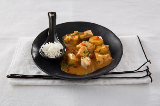 Maigre au curry - Saveurs d'Asie | Atelier Poisson